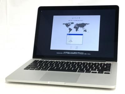 Apple アップル MacBook Pro ME864J/A ノート PC 13.3型 i7 4558U 2.8GHz 16GB SSD128GB Mojave