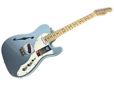 Fender USA American Elite Telecaster Thinline Maple Fingerboard Mystic Ice Blue エレキ ギター