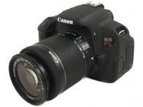 Canon キヤノン EOS Kiss X7i KISSX7i デジタルカメラ デジカメ 一眼レフ ボディ ブラックの買取