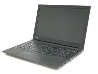 TOSHIBA 東芝 dynabook Satellite B35/R Intel Celeron 3205U 1.50GHz 4GB HDD500GB ノート PC Win 10 Pro 64bit