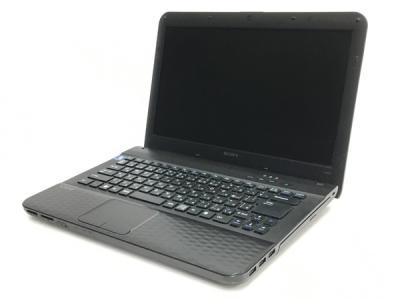 Sony ソニー VAIO VPCEG3AJ ノート パソコン PC 14.0型 i5-2450M 2.50GHz 4GB HDD320GB Win10 Home 64bit