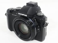 OLYMPUS オリンパス STYLUS 1s デジタルカメラ コンデジ ブラックの買取