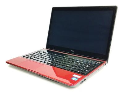 NEC PC-LS550MSR-Y Intel Core i5-3230M 2.60GHz 4GB HDD1.0TB ノート PC Win 10 Home 64bit