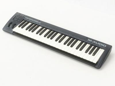 M-AUDIO エムオーディオ Keystation 49 49鍵盤/USB MIDIコントローラ