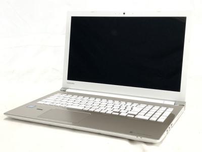 TOSHIBA dynabook AZ45/DG PAZ45DG-BJC ノートパソコン 15.6型 i3-7100U 2.4GHz 4GB HDD1.0TB Win10 Home 64bit ゴールド系