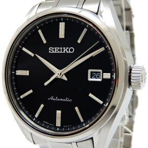 SEIKO セイコー PRESAGE プレサージュ SARX035 自動巻き メンズ 腕時計 黒文字盤