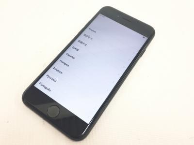 Apple iPhone 7 MNCE2J/A Softbank 32GB 4.7型 ブラック スマートフォン アップル