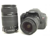Canon EOS KissX5 ダブルズームキット 一眼 レフ カメラ キャノンの買取