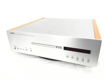 YAMAHA ヤマハ CD-S2000(S) CDプレーヤー シルバー