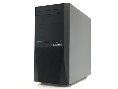 Dospara ドスパラ Galleria ガレリア MV ゲーミング デスクトップ パソコン PC i7-8700 3.20GHz 8GB SSD250GB HDD1.0TB Win10 Home 64bit GTX1070Ti
