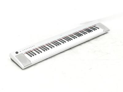 YAMAHA NP-31S piaggero 2013年製 76鍵 電子 ピアノ キーボード 鍵盤 楽器