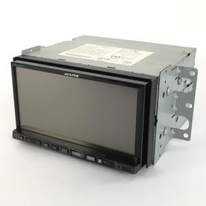 ALPINE アルパイン VIE-X08VS HDDナビ 7型