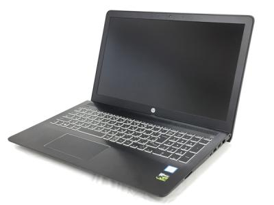 HP Pavilion Power Laptop 15-cb072tx ノート パソコン PC 15.6型 FHD i7-7700HQ 2.80GHz 16GB SSD128GB HDD1.0TB Win10 Home 64bit GTX1050