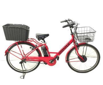 ブリジストン ステップクルーズe 26インチ ST6B49 自転車大型