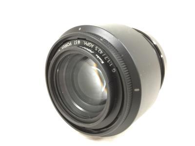 Panasonic LUMIX G 42.5mm/F1.7 ASPH./POWER O.I.S. H-HS043-K 中望遠 ポートレートレンズ カメラ