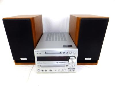 ONKYO FR-N7XX D-N7XX CD MD チューナー アンプ コンポ オーディオ 機器