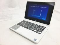 Dell デル Inspiron 3179 ノートパソコン 11.6型 m3-7Y30 1.0GHz 4GB SSD128GB Win10 Home 64bit ホワイト