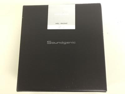IODATA Soundgenic HDL-RA2HF ネットワーク オーディオサーバー 2TB