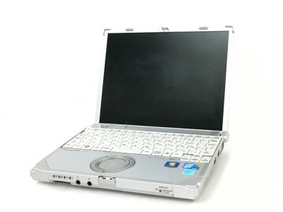 Panasonic パナソニック Let's Note CF-R9KWCEDR ノートパソコン PC 10.4型 i7 U640 1.2GHz 4GB HDD250GB Win7 Pro 32bit