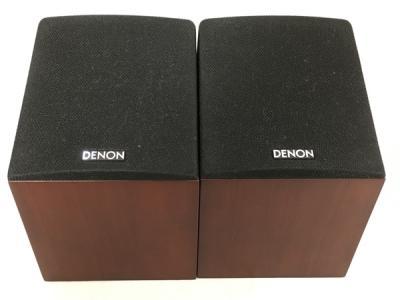 DENON デノン SC-EN10M スピーカー ペア 音響 オーディオ