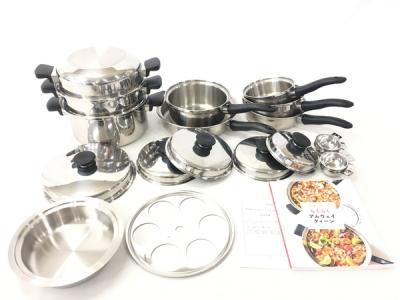 Amway アムウェイ クイーンクックウェア 24P 調理器具