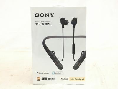 SONY WI-1000XM2 ワイヤレス ノイズキャンセリング イヤホン ステレオ ヘッドセット