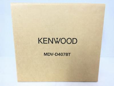 KENWOOD ケンウッド MDV-D407BT カーナビ