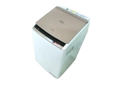 HITACHI BW-DV90B 2018年製 電気洗濯乾燥機 ビートウォッシュ 家電 日立 大型
