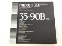 maxell マクセル 35-90B XLI オープンリール テープ オーディオ