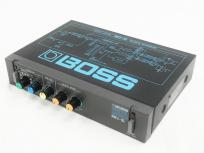 BOSS RRV-10 DIGITAL REVERB デジタルリバーブ 音響機材 ボス