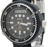 SEIKO セイコー PROSPEX プロスペックスSBEQ001 H851-00A0 腕時計 ダイバーズウォッチ メンズ ブラック ソーラー