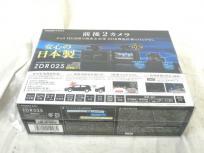 COMTEC コムテック ZDR025 前後2カメラ ドライブレコーダー カー用品