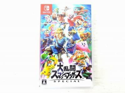 任天堂 大乱闘スマッシュブラザーズ SPECIAL SWITCH スウィッチ ゲーム ソフト