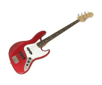 Fender フェンダー Japan Exclusive Aerodyne Jazz Bass Old Candy Apple Red