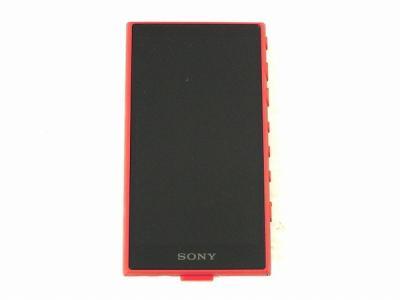 SONY walkman NW-A105 16GB ブルー 音楽プレイヤー ウォークマン
