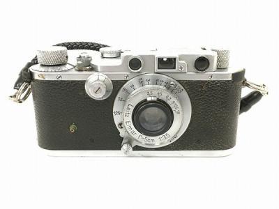 Leica DRP Ernst Leitz mtr 3.5 5cm ボディ レンズ カメラ