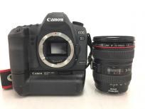 Canon EOS 5D MARK2 Mark II EF24-105L IS U レンズキット バッテリーグリップ BG-E6 セット 一眼レフ カメラ