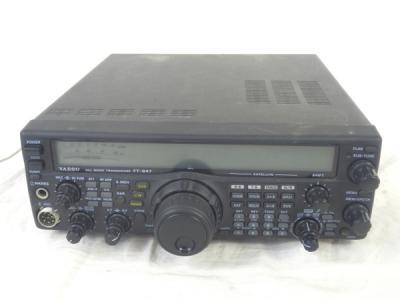 訳有 YAESU ヤエス 無線機 トランシーバー FT-847