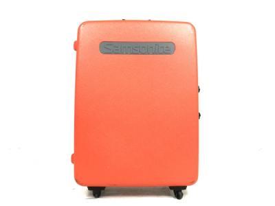 Samsonite スーツケース オレンジ系 旅行 ビジネス トラベル