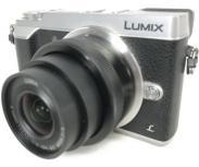 Panasonic LUMIX DMC-GX7MK2K ミラーレス 一眼 カメラ