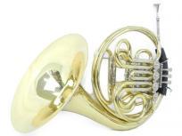 YAMAHA ヤマハ YHR-87 フルダブルホルン 管楽器 ケース付