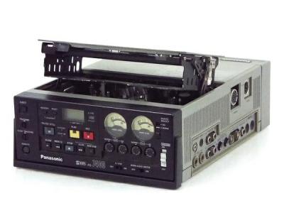 パナソニック ビデオデッキ AG-7400 VHS