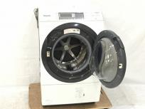 引取限定 Panasonic パナソニック NA-VX8500R ドラム式洗濯乾燥機 洗濯機 10kg 右開き ホワイト 直