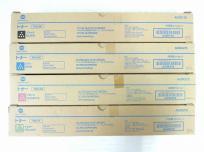 KONICA TN512 ブラック シアン イエロー マゼンタ トナー 4色セット コニカ