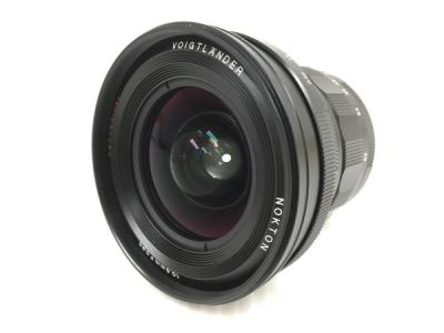 Voigtlander NOKTON 10.5mm f0.95 マイクロフォーサーズ フォクトレンダー レンズ