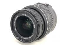 Nikon ニコン AF-S DX NIKKOR 18-55mm 3.5-5.6G VR2 レンズ 一眼 カメラ