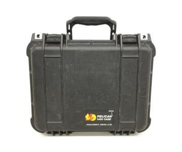 Pelican case ペリカンケース 1400 災害対策 機材用 保護ケース ブラック