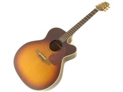 Takamine NPT-012BS エレアコ ギター ケース付き