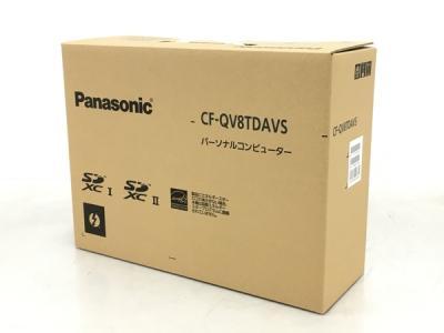 Panasonic Let's note CF-QV8TDAVS i5 8365U SSD256GB ノート PC パナソニック レッツノート