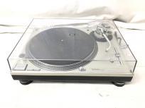 Technics SL-1200MK3D レコード プレイヤー ターンテーブル 音響機材